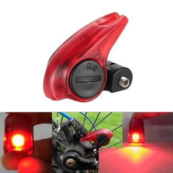 Стоп-сигнал для велосипеда (покупной и изготовленный своими руками)
