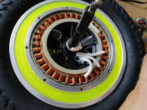 Как выбрать мотор-колесо?