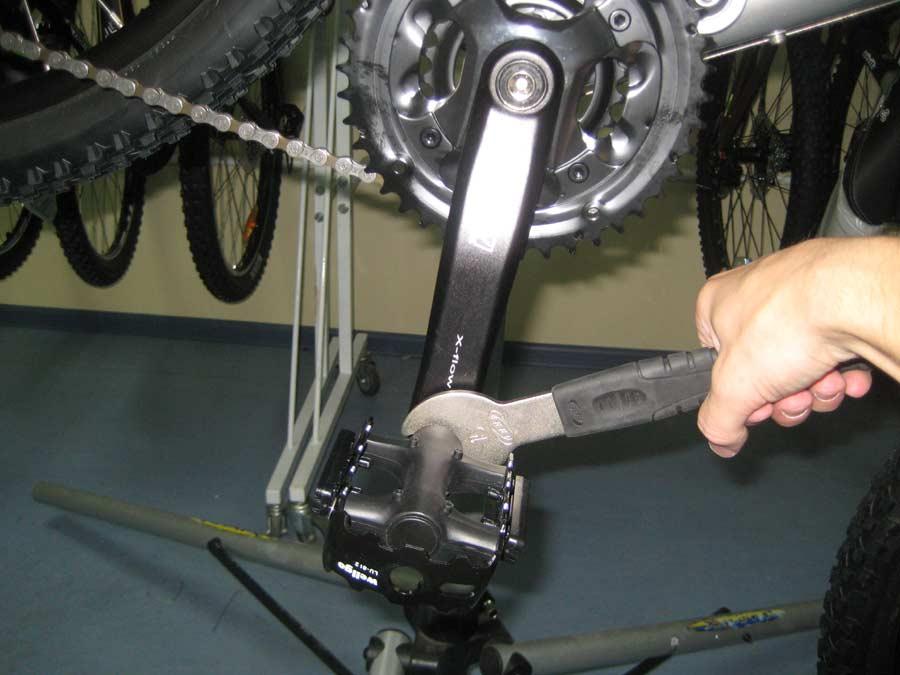 Устранение неполадок шумной трансмиссии велосипеда