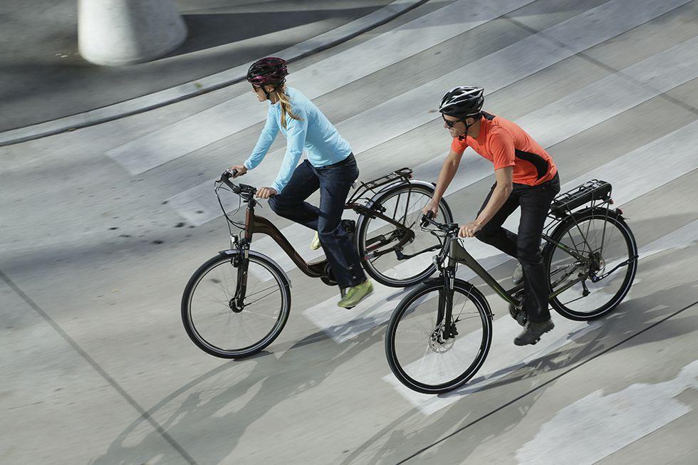 Какой вес выдерживает велосипед?