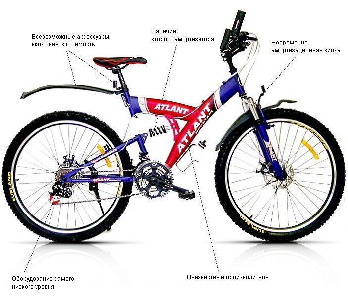 Как выбрать горный велосипед (и стоит ли вообще)   сайт котовского