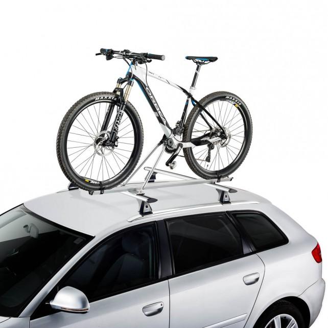Какой велобагажник на крышу автомобиля лучше? | выбор велосипеда | veloprofy.com