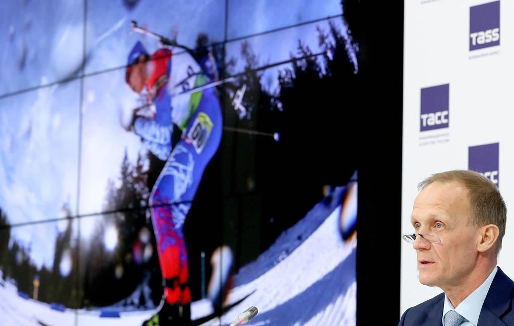 «сделаете лучше и для себя, и для российского биатлона»: специалисты призвали президента сбр драчёва уйти в отставку — рт на русском