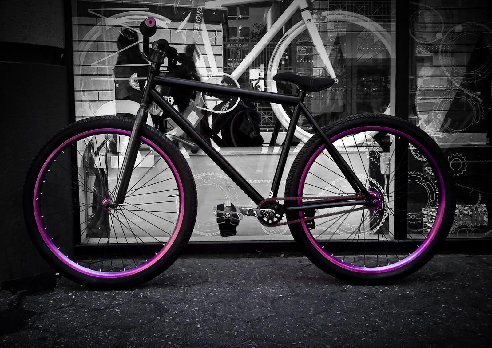 Велосипед фикс