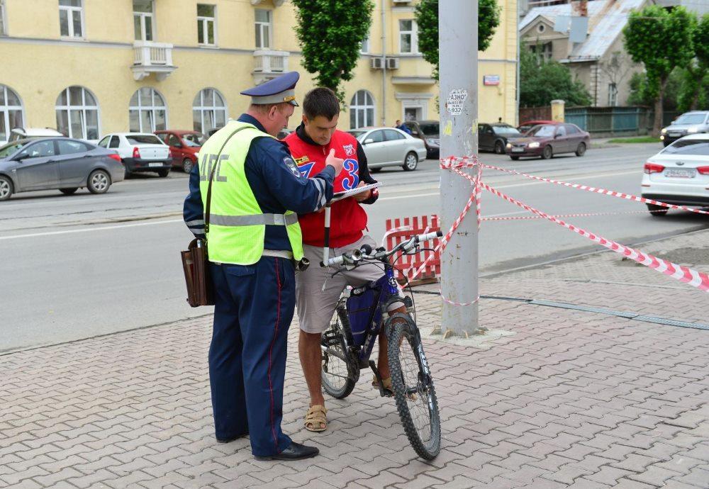 Штрафы для велосипедистов за нарушение пдд в 2021 году