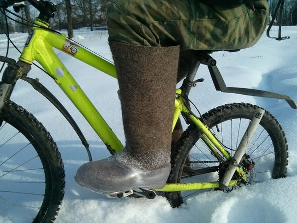 Почему вы катаетесь зимой на велосипеде?