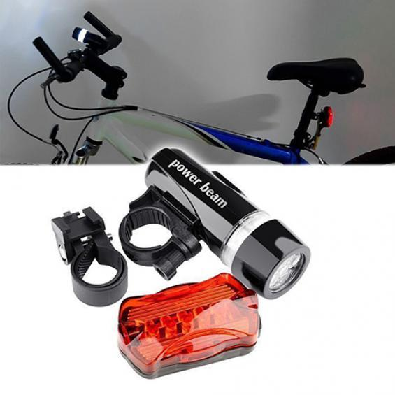 Переделываем обычный велосипедный фонарь в светодиодный