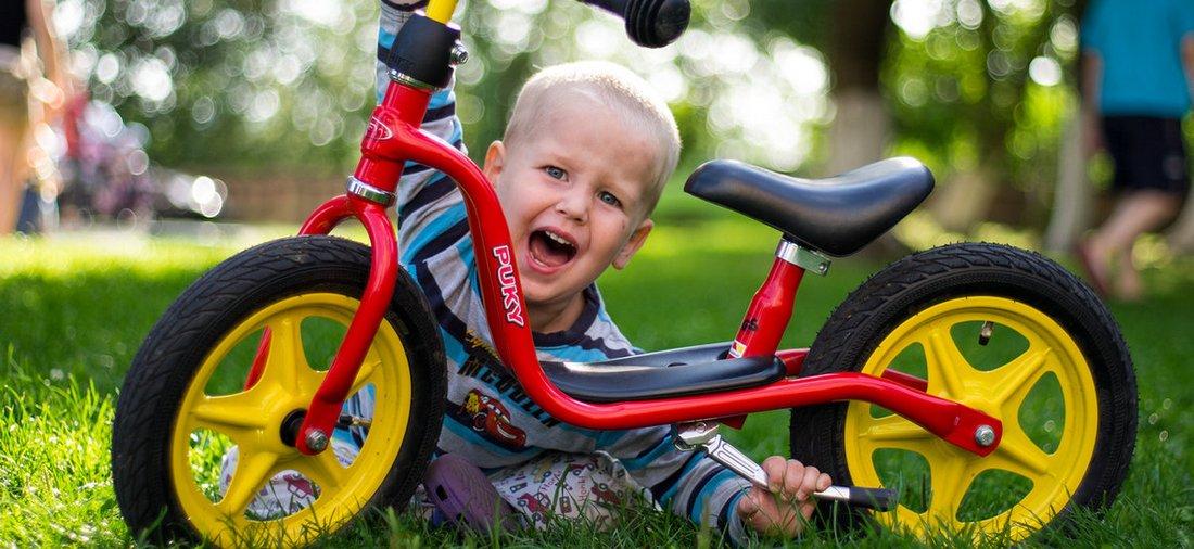 Рейтинг беговелов для детей 2021 (топ 20)