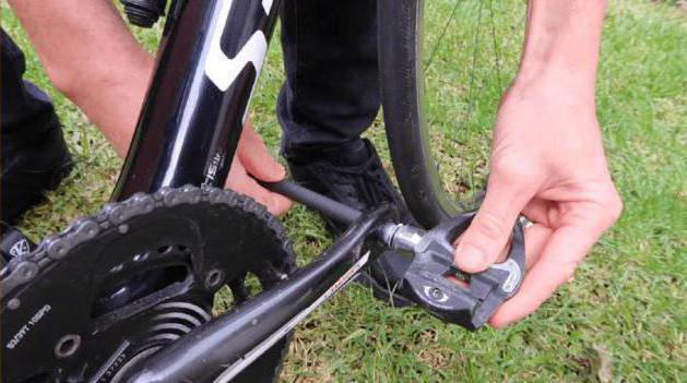 Как починить педаль на велосипеде