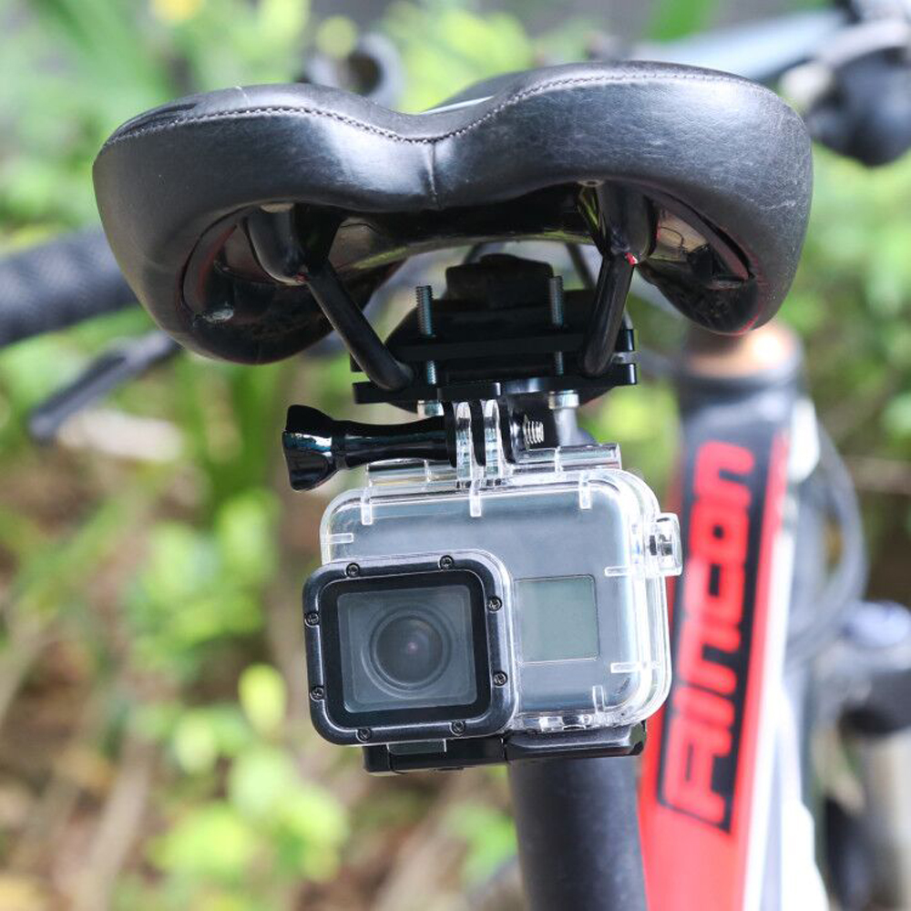 Какую выбрать видеокамеру для поездок на велосипеде