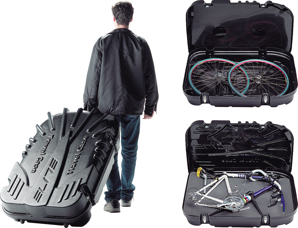 Перевозка велосипеда на самолете