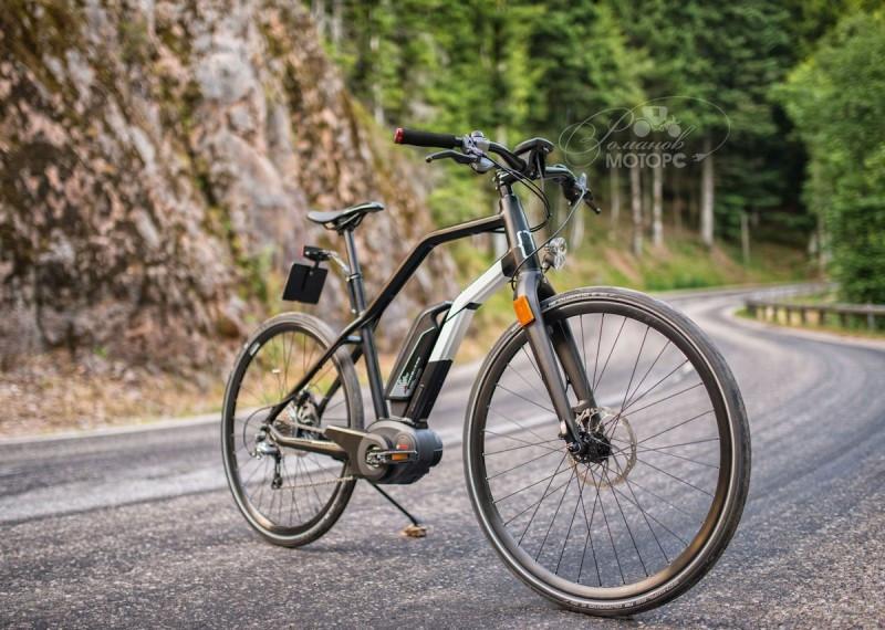 Сравнение характеристик горного и гибридного велосипеда