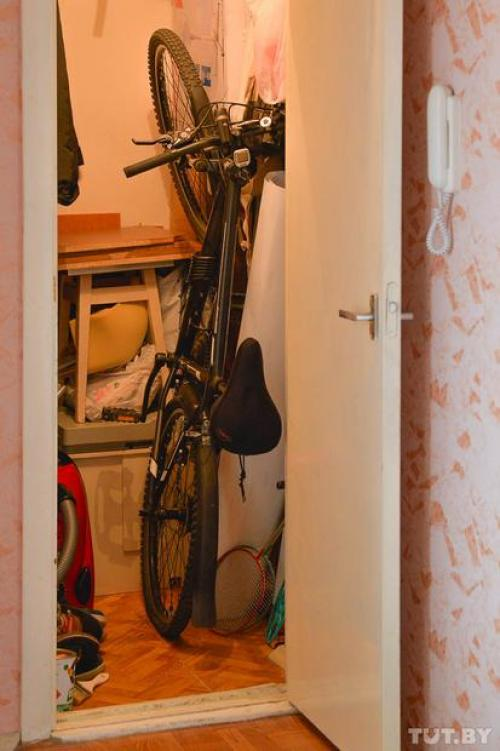 Где хранить велосипед в квартире | советы | veloprofy.com