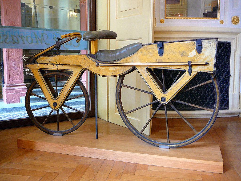 Кто изобрел велосипед, древние прототипы, мастера, хронология