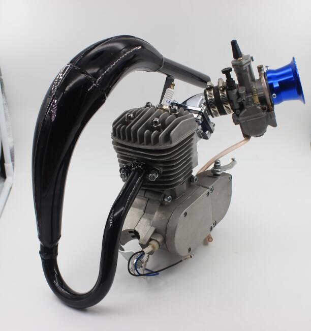 Бензиновые двигатели для велосипеда: новое ощущение скорости