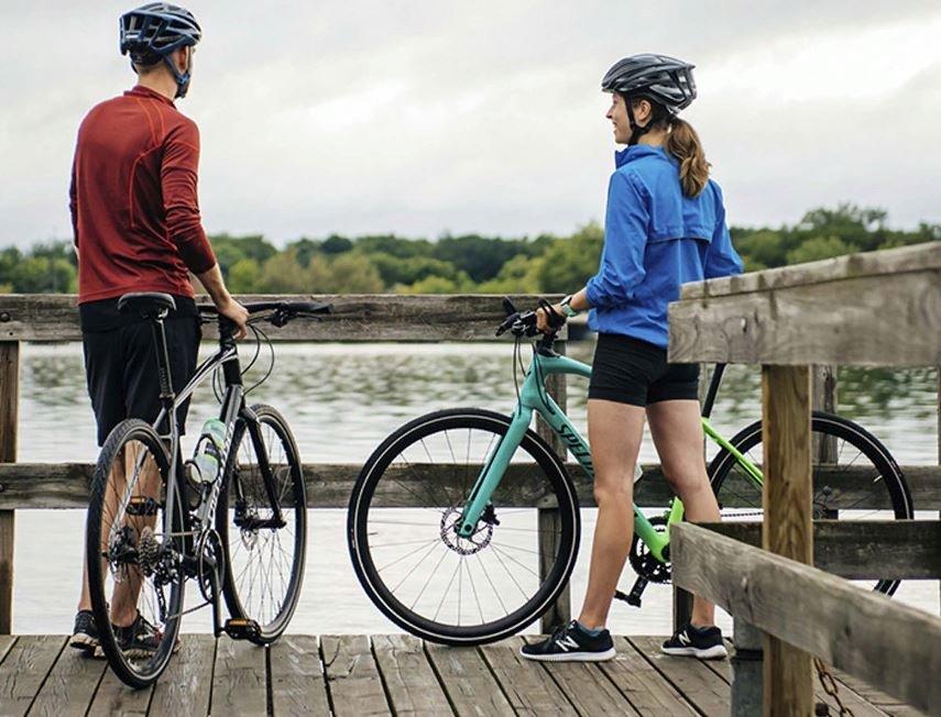 Выбор гибридного велосипеда