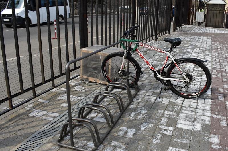 Как сделать парковочный барьер своими руками