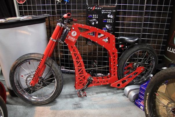 Как делают карбоновые велосипеды?