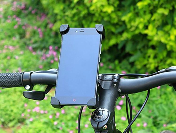 Как выбрать крепления для телефона на велосипед