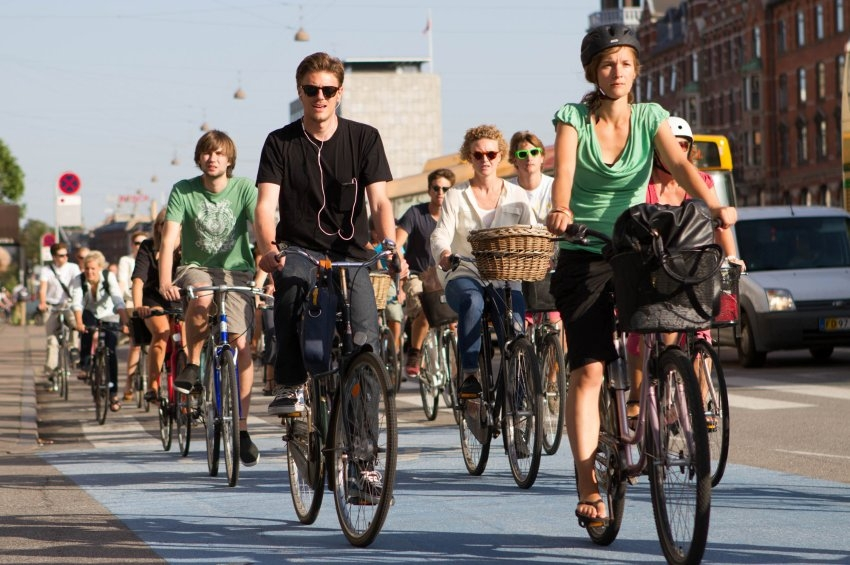 Каковы преимущества езды на велосипеде