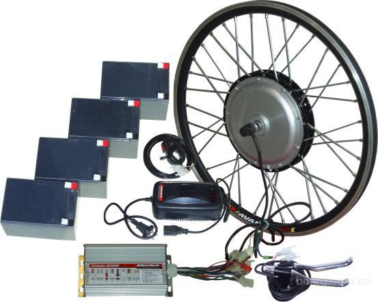 Электронаборы для велосипеда - все о велосипедах