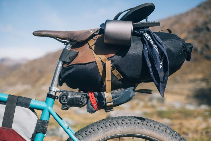 Bikepacking routes