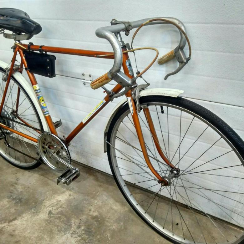 Самые популярные велосипеды в ссср