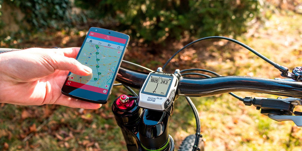 Программы для велосипедистов на iphone