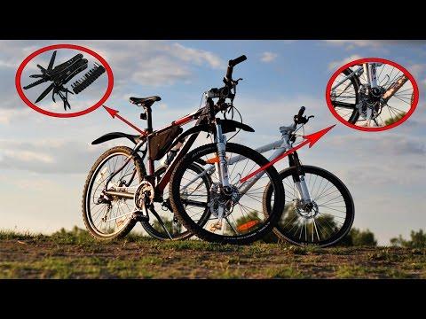 Полезные лайфхаки для велосипедистов