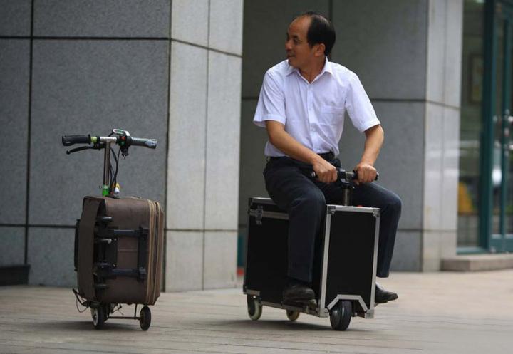 Какие бывают размеры дорожных чемоданов