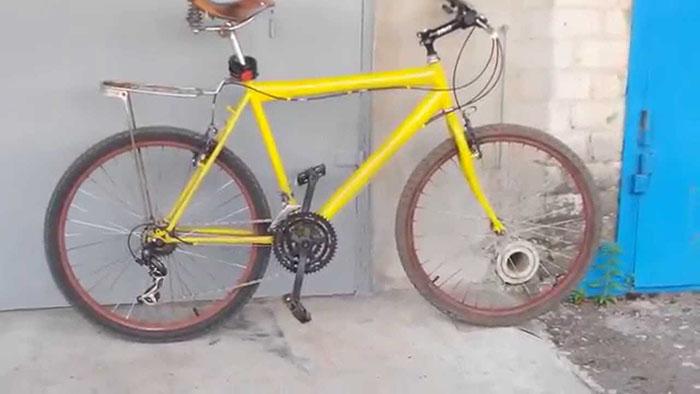 Как покрасить велосипед в домашних условиях: выбор краски и пошаговая инструкция