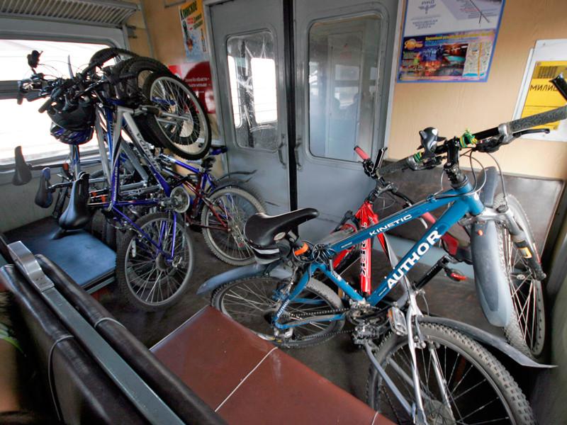 Можно ли в электричку с велосипедом - всё о велоспорте