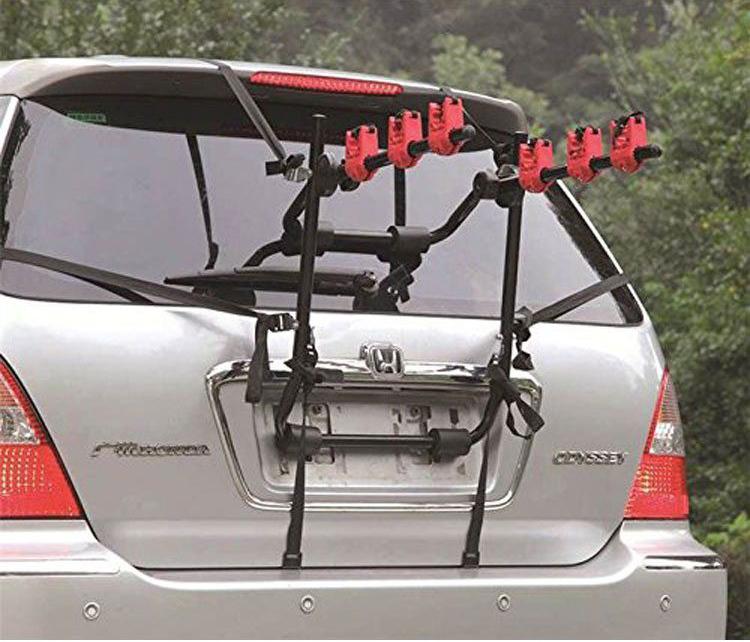 Могут ли оштрафовать за багажник на крыше машины