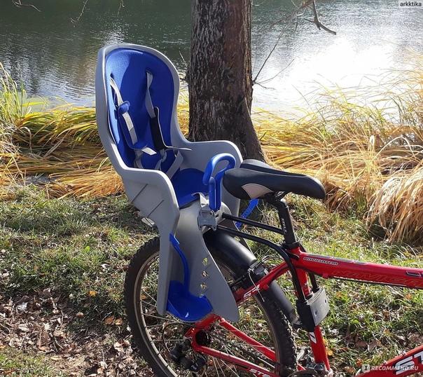 Выбираем самое лучшее детское велокресло