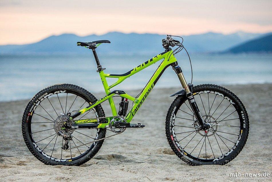 Какие бывают виды горных велосипедов