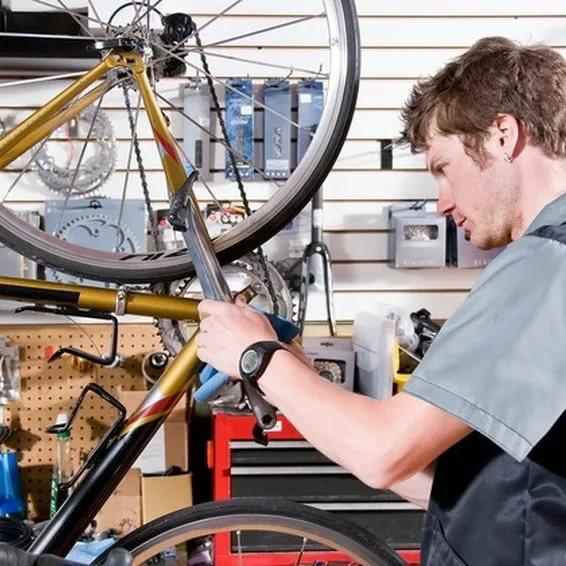 Как обслуживать велосипед зимой самостоятельно