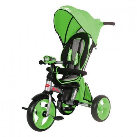Топ-7 лучших трехколесных велосипедов для детей