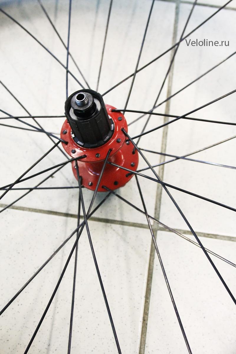 Как самостоятельно подтянуть спицы на велосипеде, пошаговая инструкция