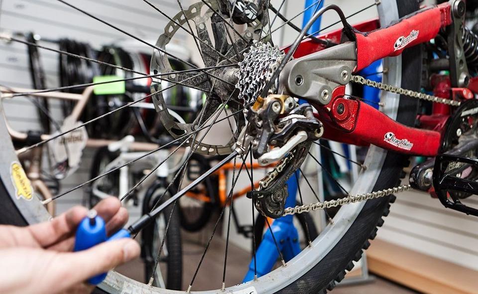 Обслуживание велосипеда. как сделать так чтобы он прослужил долго?