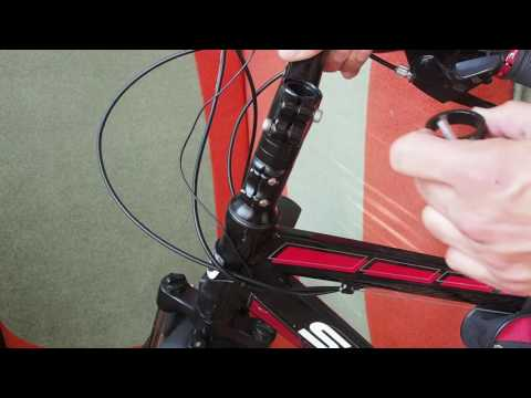 Как поднять руль на горном велосипеде чтобы было удобно?