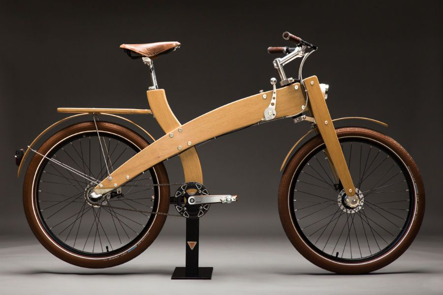 Первый деревянный велосипед: в каком году изобретен, история