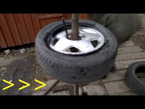 Как снять и установить колесо велосипеда и заклеить камеру?