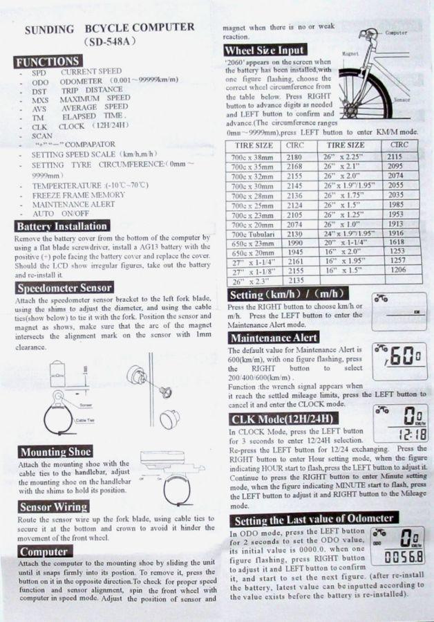 Как установить велокомпьютер: установка и настройка велокомпьютера