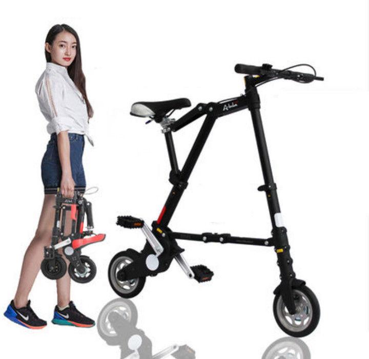 Компактные велосипеды