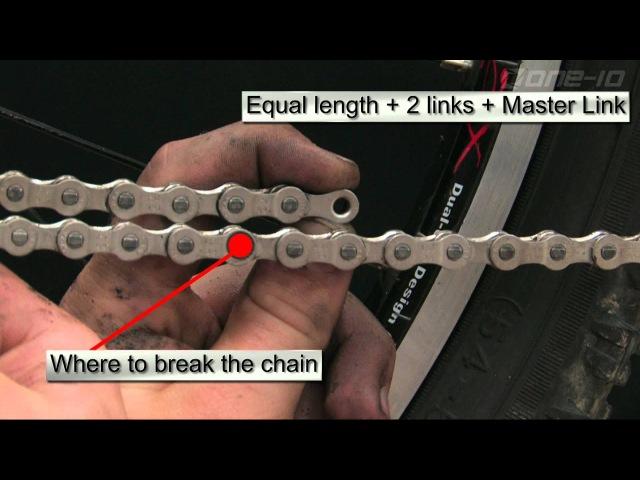 Почему рвется цепь на велосипеде