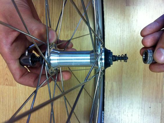 Сборка колеса велосипеда. часть 1 | веложурнал