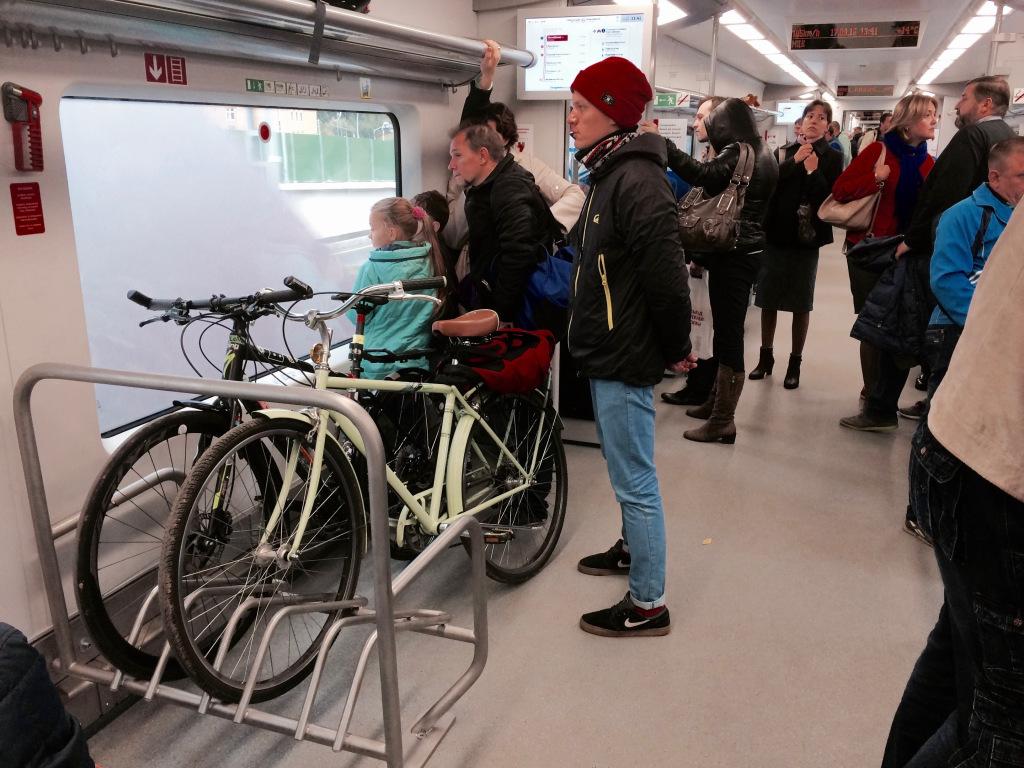 ✅ проезд с велосипедом в метро - veloexpert33.ru
