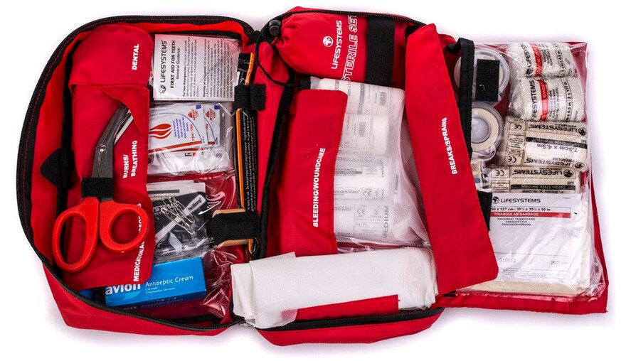 Велосипедная аптечка: комплектация для велосипедистов, необходимые медикаменты