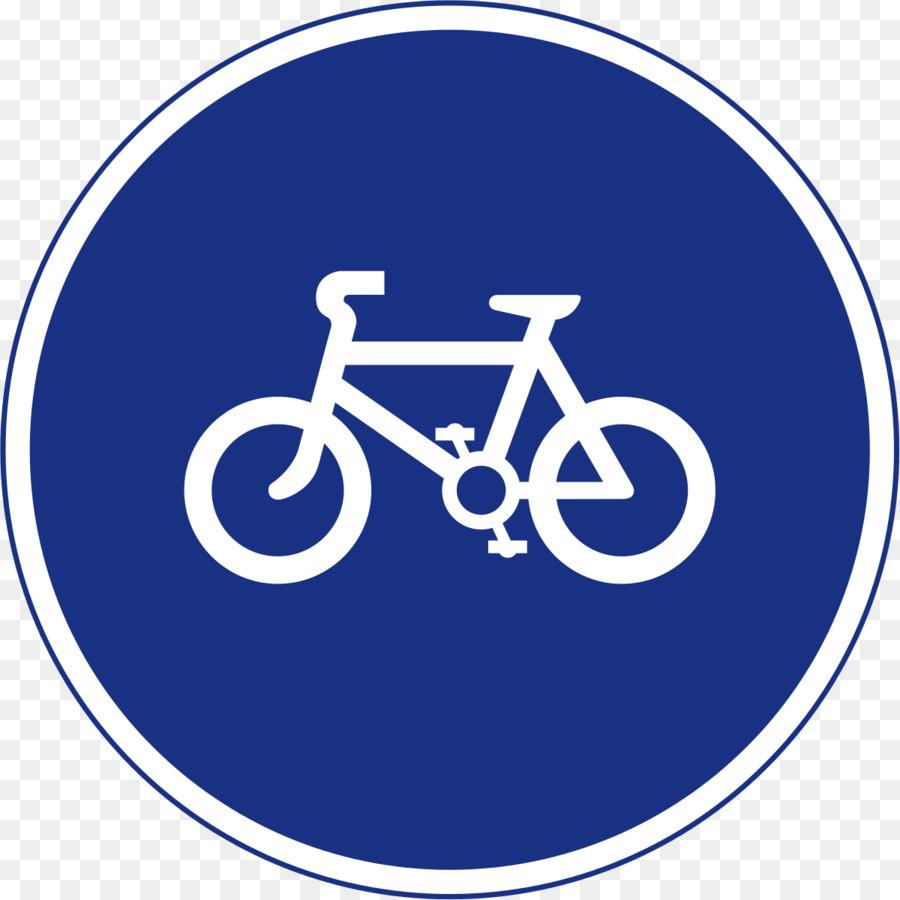 Как выглядит и что означает знак велосипедная дорожка?