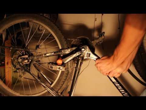 Стуки в педалях велосипеда: причины и пути устранения скрипов